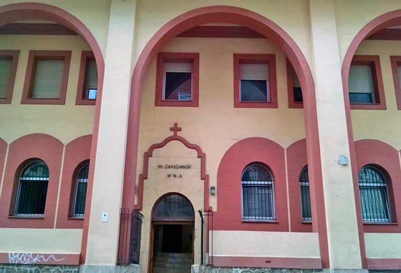 Colegio San Antonio Santander