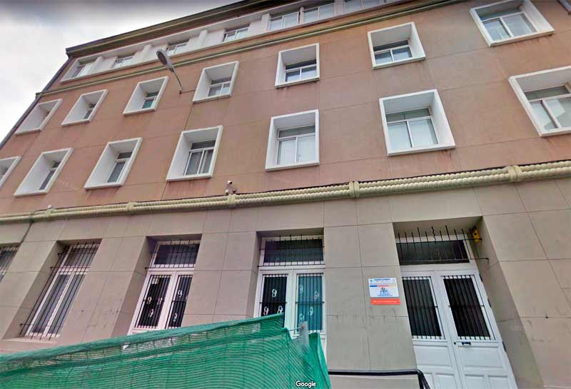 Colegio Franciscanos Coruña