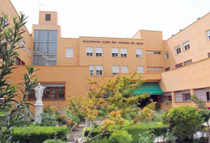 Residencia Universitaria Carmen Méndez de Granada