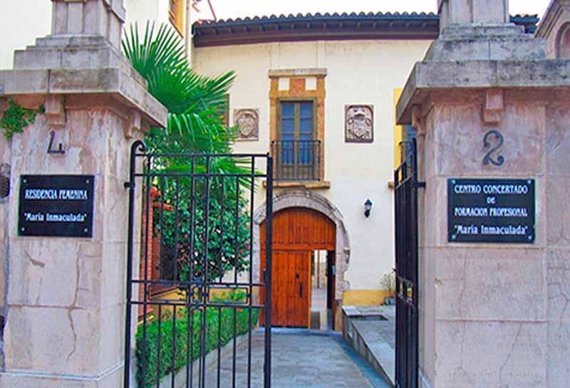 Residencia universitaria Inmaculada Oviedo