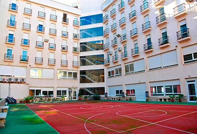 Residencia Universitaria Inmaculada Cádiz