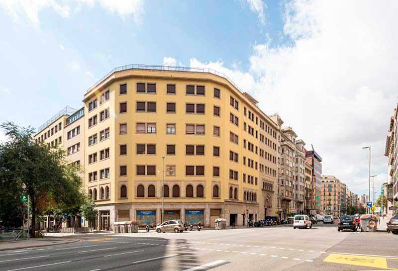 Colegio Mayor Lestonnac Barcelona