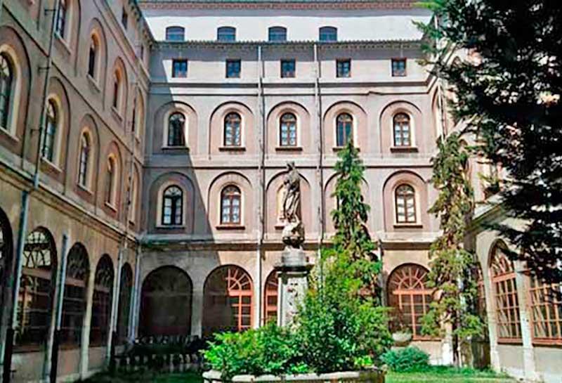Colegio Mayor San Jerónimo Burgos