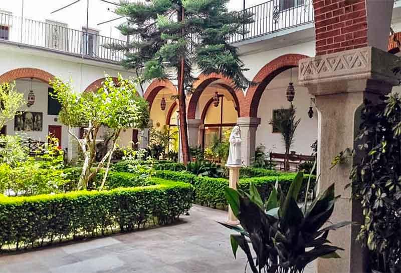 Colegio Mayor Santo Domingo de Granada