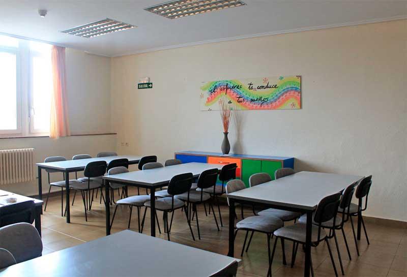 Residencia universitaria María Inmaculada Pamplona
