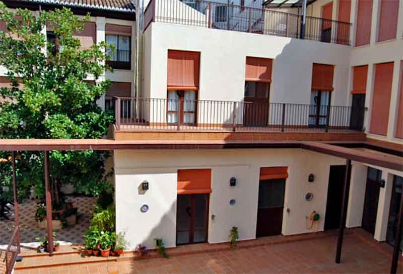 Residencia universitaria Cristo Rey Granada