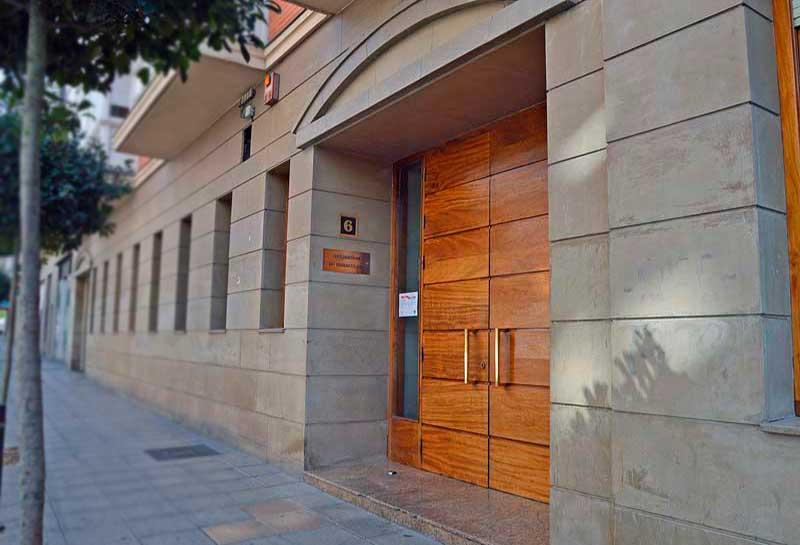 Residencia universitaria Inmaculada Vitoria