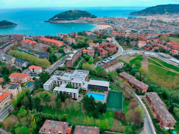 Colegio Mayor Ayete San Sebastián