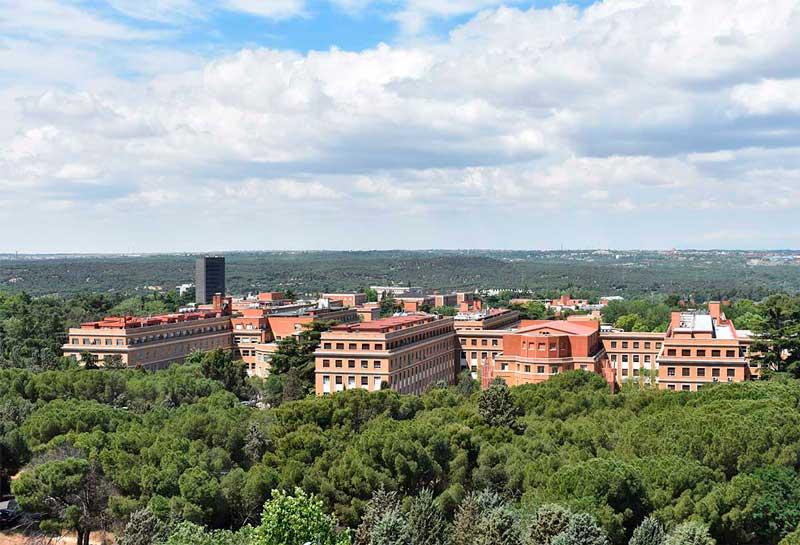 residencia Pio XI Madrid para opositores y postgrados.